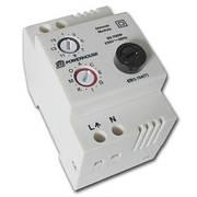 Управляемый выключатель LD-11 в DIN исполнении с регулятором яркости света