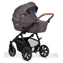 Дитяча універсальна коляска 2 в 1 Tutis Aero Dark Grey/103