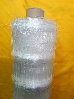 """Сетка для огурцов 1.7х500м """"Чехия"""". (Белая). Огуречная сетка. Сетка для растений."""