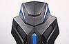 Кресло VR Racer Radical Krios черный/синий TM AMF, фото 4