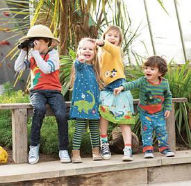 Детская одежда Frugi