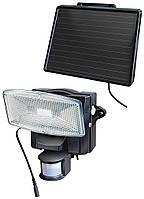 Фонарь светодиодный на солнечной батарее SOL 80 plus с датчиком движения; IP44; 8 светодиодов; 0,5Вт; 350 люме