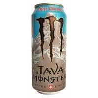 Java Monster Swiss Chocolate, 443 мл