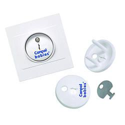 Заглушка для розетки Canpol babies 4 шт. (13/100)