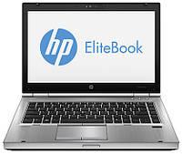 Шустрый ноутбук  HP EliteBook 8470p
