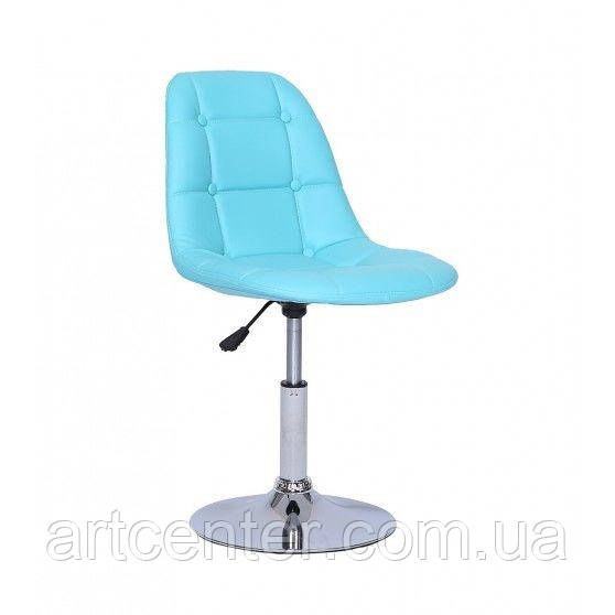Кресло косметическое HC-1801N бирюзовое