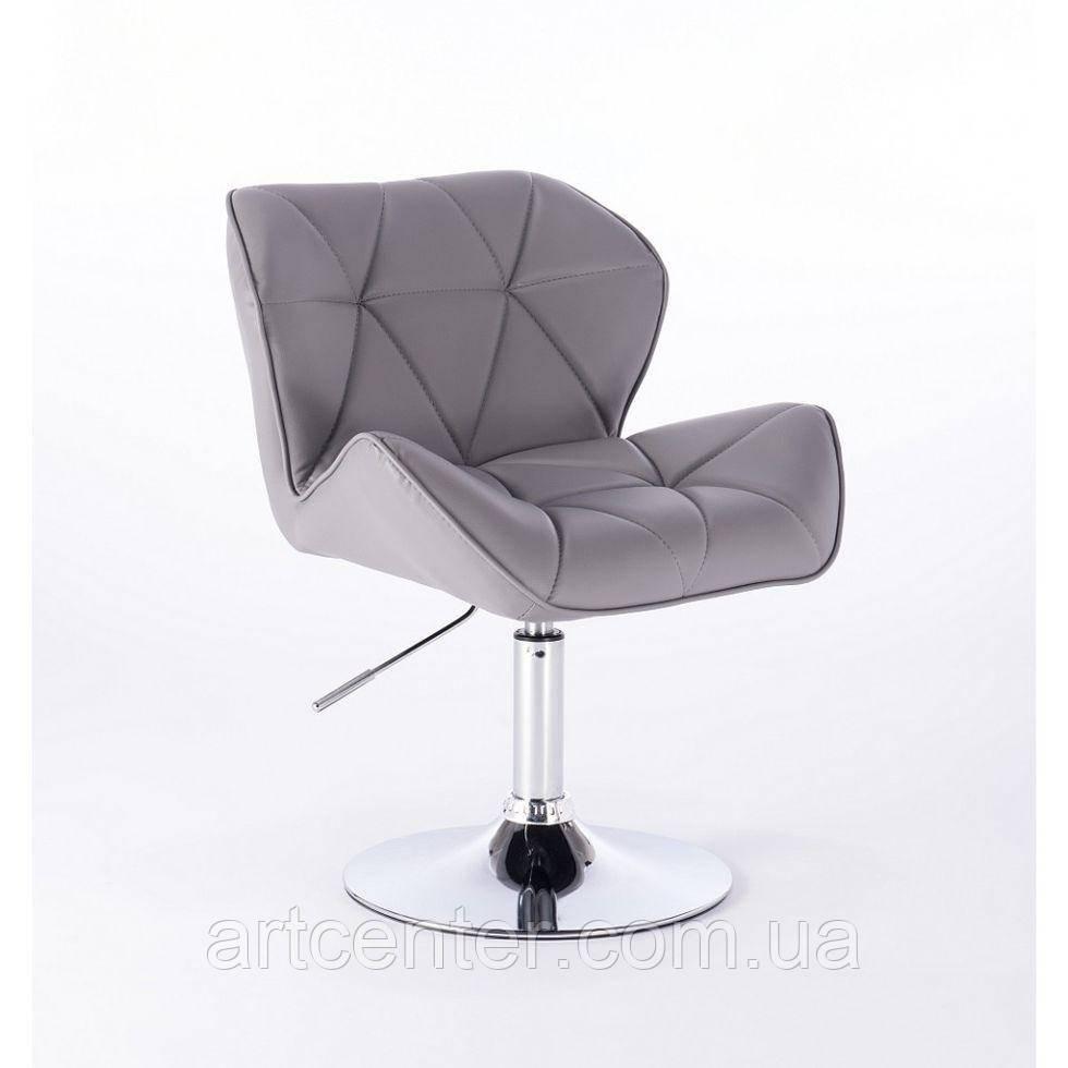 Кресло косметическое HC-111N серое