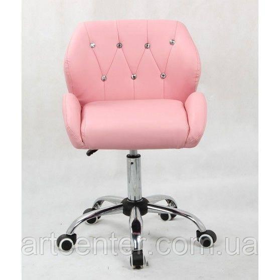 Косметическое кресло HC949K розовое