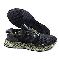 Мужские кроссовки похожие на Adidas ZX 4000 4D Серый