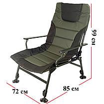Карповое кресло Ranger Wide Carp SL-105, фото 2