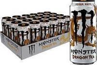 Monster Dragon Tea Yerba Mate, 473 мл