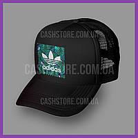 Кепка Тракер Adidas Originals 'Skateboarding Flower Logo' | Черная