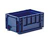 Пластиковый усиленный ящик R - 3215 (внешние/внутренние размеры 198/162х297/243хН148/130мм) объем 5.3Л