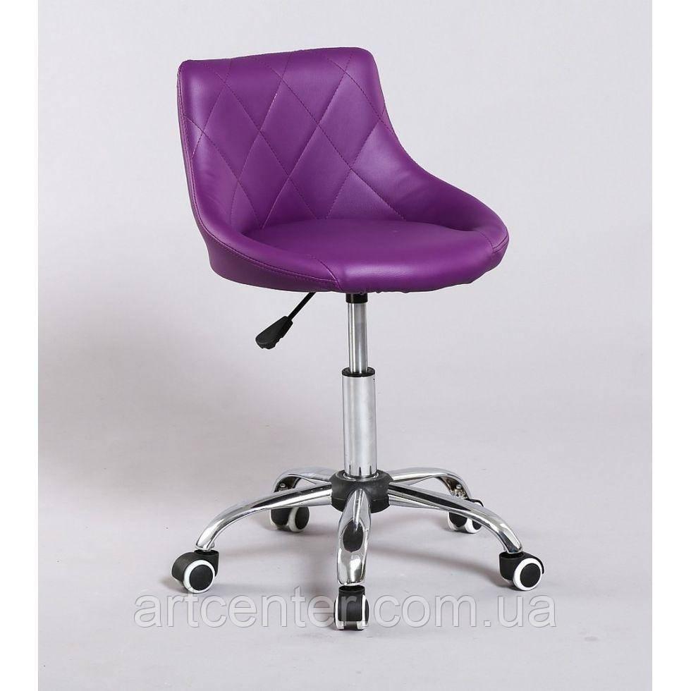 Косметическое кресло HC1054K фиолетовое