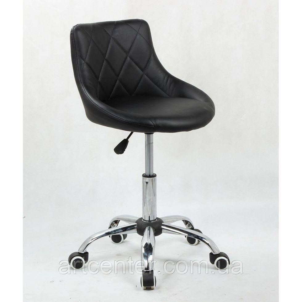 Косметическое кресло HC1054K черное