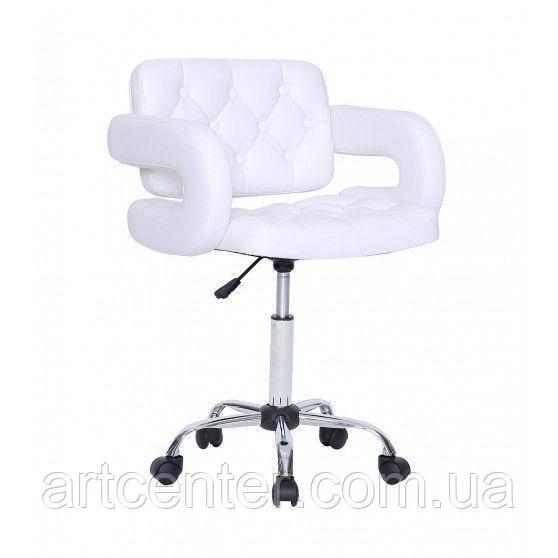 Косметическое кресло HC8403K белое