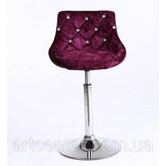 Косметическое кресло HC931K фиолетовое