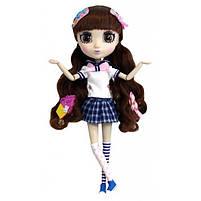 Кукла Shibajuku Girls Namika Шибаджуку Намика (33 см, 6 точек артикуляции, с аксессуарами), фото 2