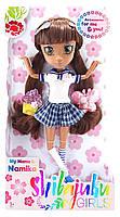 Кукла Shibajuku Girls Namika Шибаджуку Намика (33 см, 6 точек артикуляции, с аксессуарами), фото 6