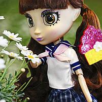 Кукла Shibajuku Girls Namika Шибаджуку Намика (33 см, 6 точек артикуляции, с аксессуарами), фото 3