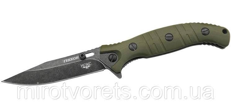 Нож складной НОКС Геккон AUS-8