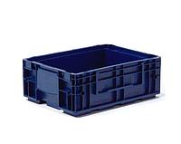 Пластиковый усиленный ящик R - 4315 (внешние/внутренние размеры 297/265х396/346хН148/130мм) объем 10Л