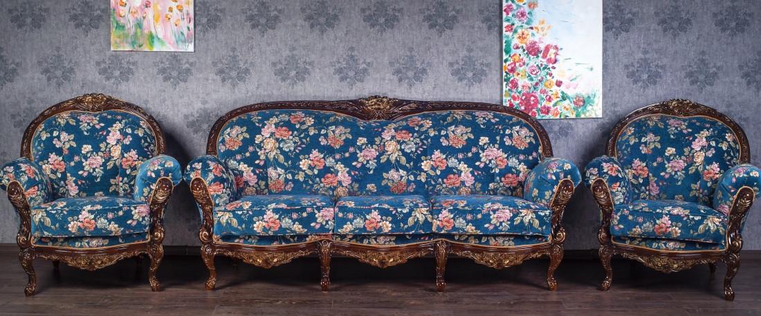 Комплект мягкой мебели Ника Курьер
