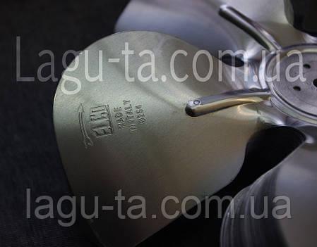 Крыльчатка алюминиевая 254 мм. нагнетание., фото 2