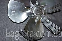 Крыльчатка алюминиевая 254 мм. нагнетание., фото 3