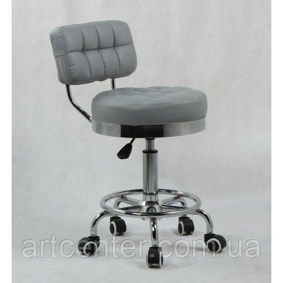 Косметическое кресло HC-636 серый