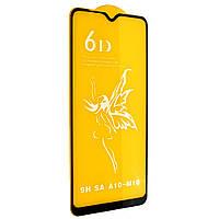 Стекло 6D Samsung Galaxy M10 (SM-M105) - защитное, premium