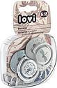 Пустышка LOVI (Лови) динамическая силиконовая 0-3 мес 2 шт. BOTANIC Love 22/869, фото 2
