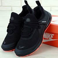 Мужские кроссовки Nike Air Presto Black Gum 1в1 Как Оригинал! ТОП (ААА+)