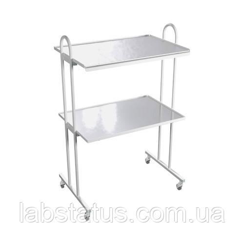 Столик инструментальный СІ-6 (металл/нерж.сталь)