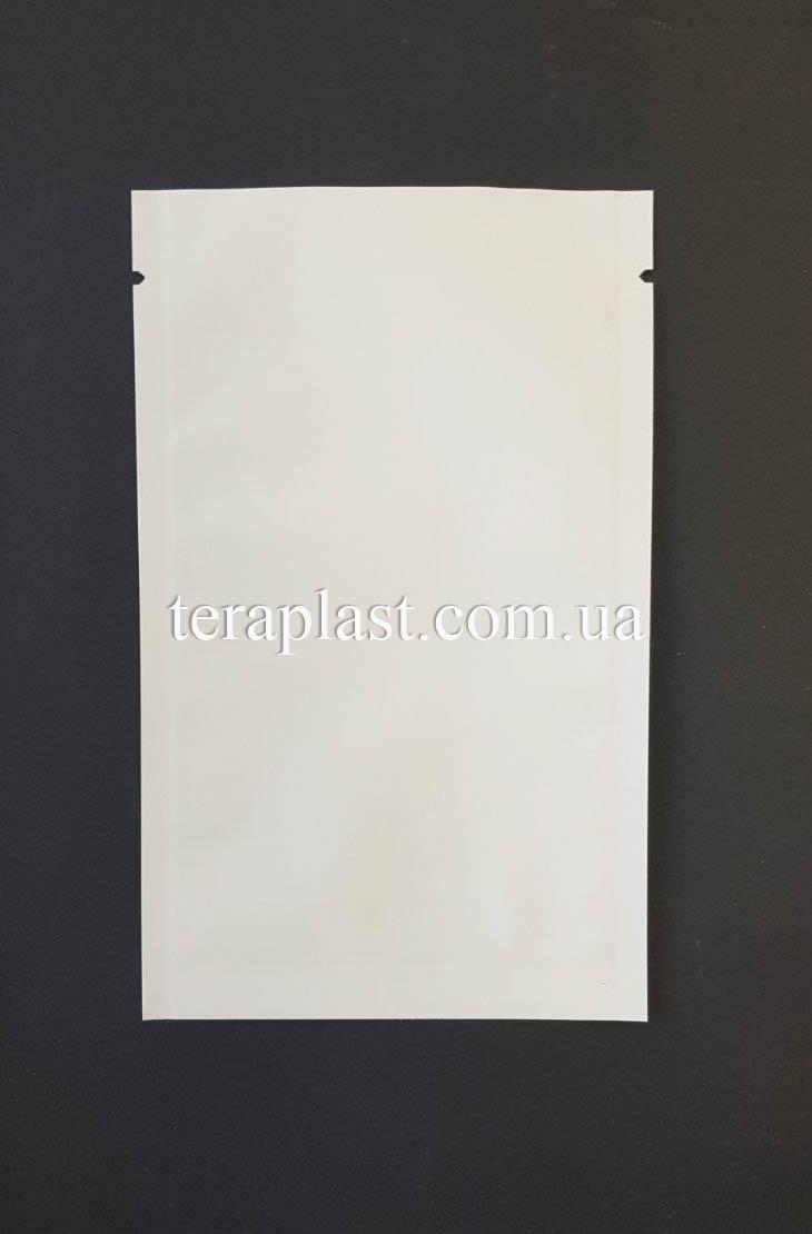 Пакет саше 10г белый 80х130 без зип