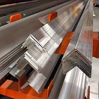 Уголок алюминиевый 25х25х2