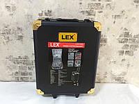 Набор ключей LEX 186CC-2  ( 186шт )    Чемодан содержит 186 элементов