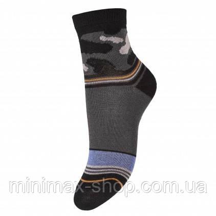 Носки детские Легка Хода 9191, серый, р.16-18