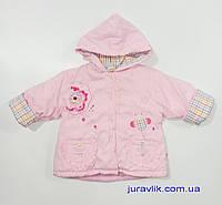 Детская демисезонная куртка 92р для девочки