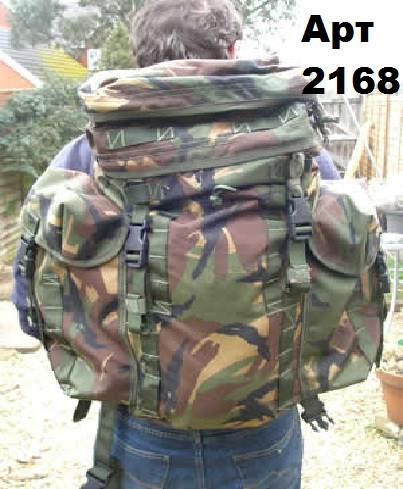 Рюкзак Patrol Pack 30 litre DPM IRR. Оригинал Британия Б/У 1 сорт