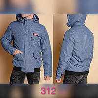 """Куртка чоловіча демісезонна CUPREME, розміри 48-56 (3ол) """"SPRING"""" недорого від прямого постачальника, фото 1"""