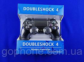 Беспроводной геймпад для PS4 DUALSHOCK 4 (DoubleShock 4) черный, фото 3