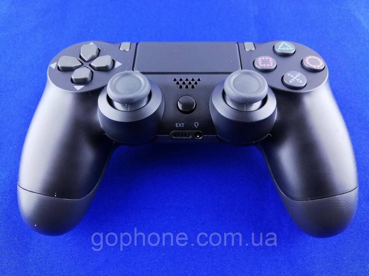 Беспроводной геймпад для PS4 DUALSHOCK 4 (DoubleShock 4) черный