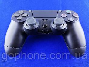 Беспроводной геймпад для PS4 DUALSHOCK 4 (DoubleShock 4) черный, фото 2
