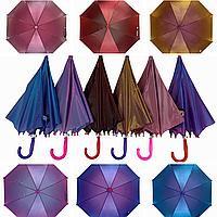 """Детский зонт трость """"хамелеон"""" однотонный, Flagman, разные цвета, 502, фото 1"""