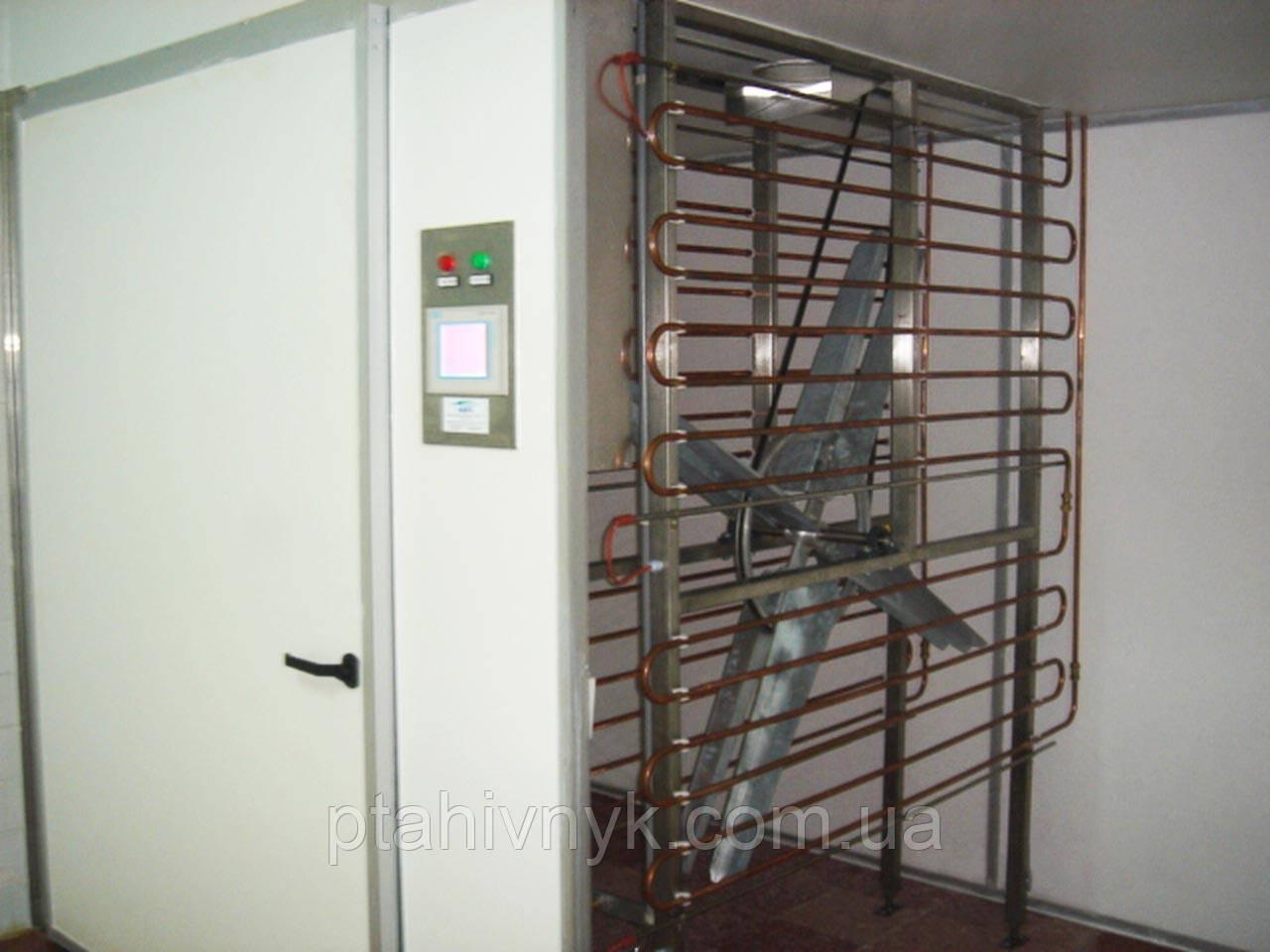 Выводной шкаф производительностью 19200