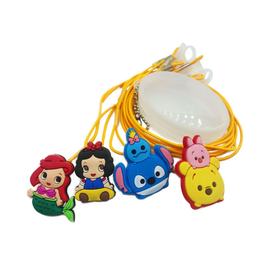 Клипса-держатель СА 2 кольца для детей