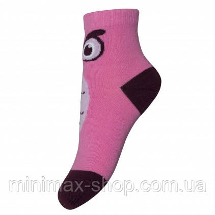 Носки детские Легка Хода 9212, розовый, р.14-16