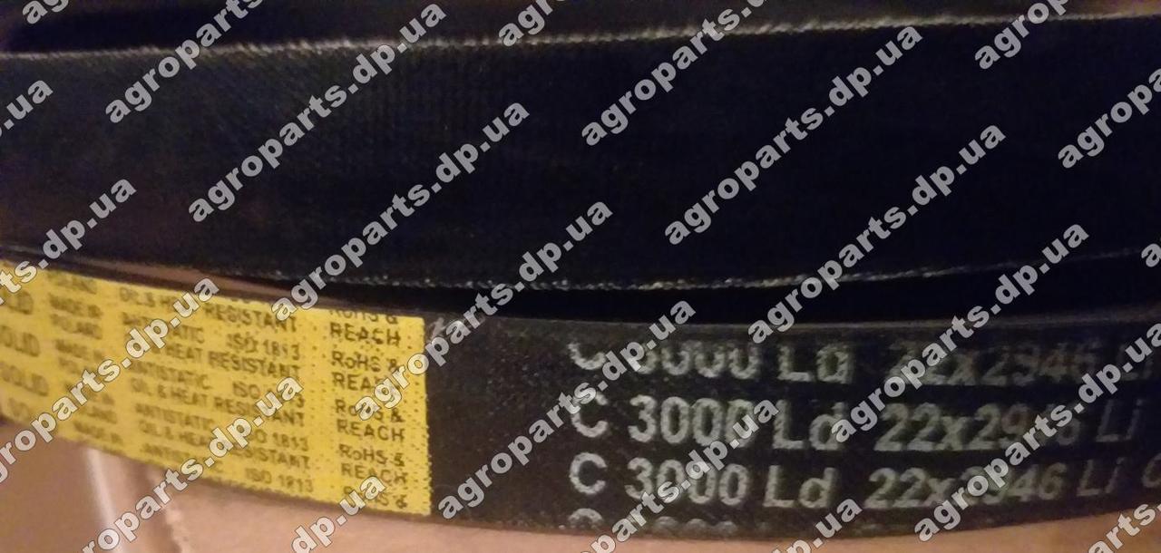 Ремень C 3000 усиленный корд Sanok Rubber С3000 оптом и в розницу