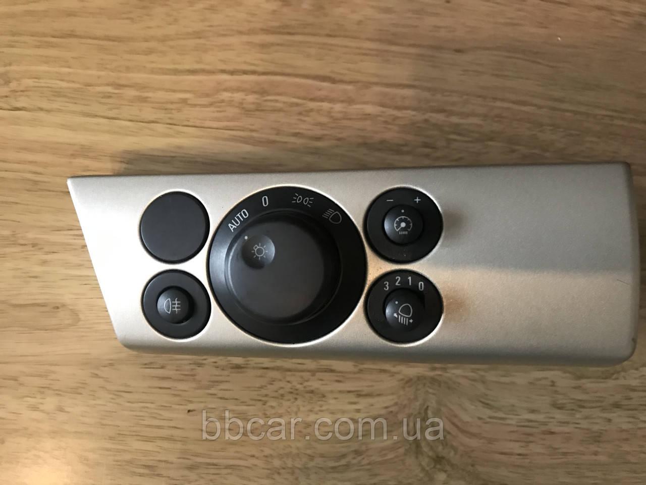 Блок управління освітленням Opel Astra , Zafira B GM 13 100 132 , 04063021A
